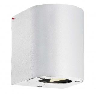 Nordlux Canto LED Aussen-Wandleuchte 700lm Weiß (LT) - Vorschau 2
