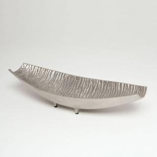 Holländer 207 3543 Dekoschale Oratorio Aluminium Silber