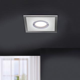 Paul Neuhaus 7594-17 Lumeco LED Einbauleuchte 5, 50W 3000K IP44 Chrom