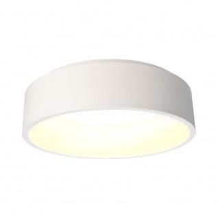 Licht-Trend LED Deckenlampe Loop 45cm Ring 1100lm dimmbar Warmweiß