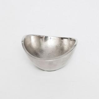 Holländer 334 35104 Dekoschale Providenza Piccolo Aluminium Vernickelt Silber