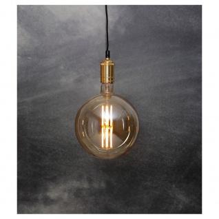E27 XXL Retro LED 20cm Globe Dimmbar 650lm Extra Warmweiß - Vorschau 2