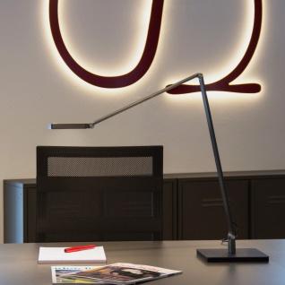 Licht-Trend La Notte LED-Tischleuchte Touch-Dimmer 800lm Anthrazit Tischlampe