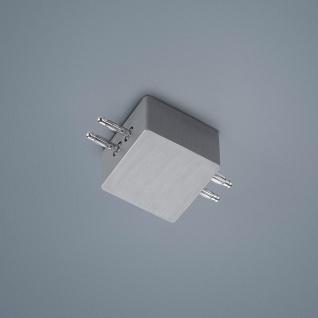 Helestra 6001.18 VIGO System Linienverbinder Alu-matt