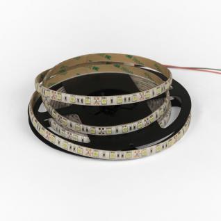 5m LED Strip-Set Premium / Touch Panel / Kaltweiss - Vorschau 4