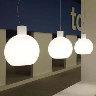 Casablanca Corpo B LED Pendelleuchte Einzelpendel Aluminium gebürstet Pendellampe