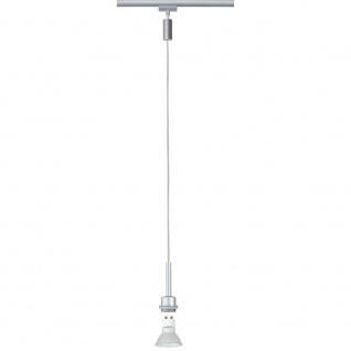 Paulmann URail System DecoSystems LED Pendel Blanko 1x3, 5W GZ10 95183
