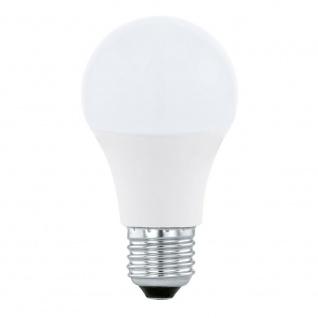 Eglo 11476 E27 LED Glühbirne 5, 5W 470lm Warmweiß LED Leuchtmittel