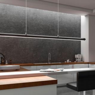 Pellaro Design LED Hängeleuchte schwarz-matt 30W Hängelampe