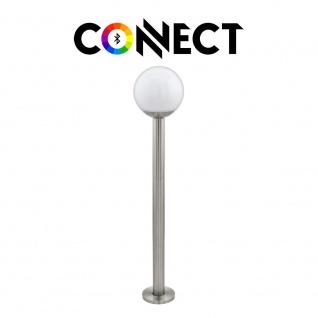 Connect LED Pollerleuchte 806lm IP44 Warmweiß