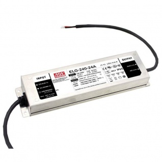 240W zertifiziertes Einbaunetzteil 24V IP65