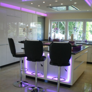 s.LUCE RGB-LED-Strip / 15m Komplettset inkl. Fernbedienung / LED-Strips