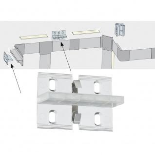 Paulmann Function Duo Profil Fixture 4er Pack Transparent 70275 - Vorschau 2