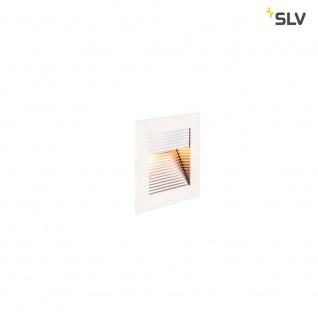 SLV Frame LED Curve Wandeinbauleuchte SLV 1000574