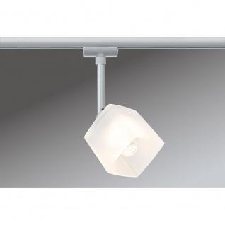 Paulmann URail Syst. Light&Easy LED Spot Quad 1x3W GU10 Weiß Glas 95118 - Vorschau 2