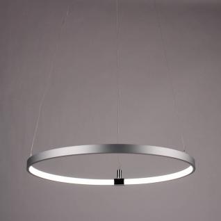 Cycle LED Hängeleuchte Ø40cm 766lm silber Hängelampe