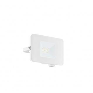 LED Aussenstrahler Faedo3 10W IP65 Weiß