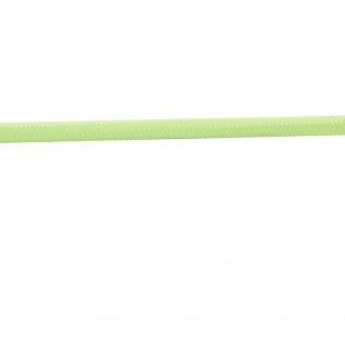 Textilkabel grün 2 x 0, 75mm 1 Meter Zubehör