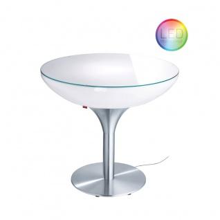Moree Lounge Table LED Tisch Pro mit Akku 55cm Dekorationslampe