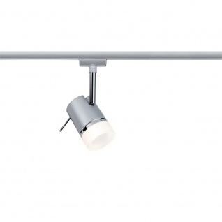 Paulmann URail System LED Spot Pipe 1x3, 5W GU10 Chrom 95227