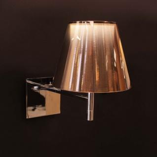 FLOS KTribe W Wandleuchte Ø 24cm Chrom-Bronze Design Wandlampe Designerleuchte