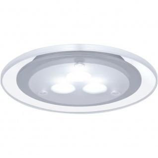 Paulmann Möbel EBL Set Deco LED 3x3W 9VA 230V/350mA 100mm Chrom matt/Acryl/ Metall