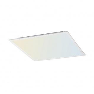 Licht-Trend Q-Flat 30 x 30 cm LED Deckenleuchte 2700 - 5000K / Weiss / Deckenlampe