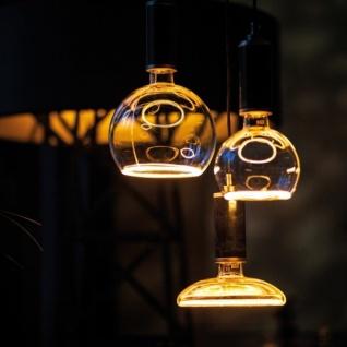 LED Leuchtmittel Floating Reflektor E27 warmweiß klar dimmbar - Vorschau 2