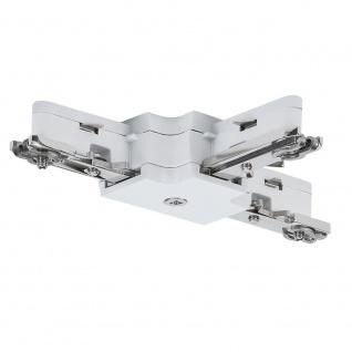Paulmann URail System Light&Easy T-Verbinder 125mm max. 1000W Weiß 230V Metall/Kunststoff