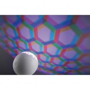 Paulmann Favia Tischleuchte LED 1x6W RGB Weiß 12V 79696