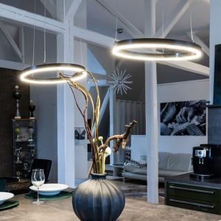 s.LUCE Ring 40 LED-Hängelampe 5m Abhängung Hängelampe Ringleuchte Ringlampe