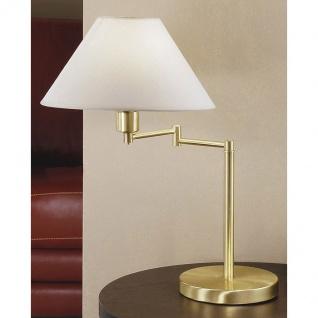 Kolarz Hilton Tischleuchte Weiß Tischlampe