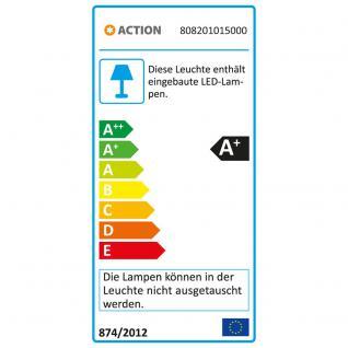 Wofi Harmonische LED Tischleuchte PORI / Chrom 808201015000 - Vorschau 2