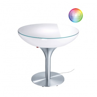 Moree Lounge Table LED Tisch Pro mit Akku 55cm Dekorationslampe