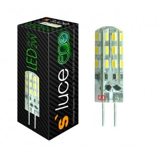 G4 LED Pico 120lm 1, 5 W Warmweiss LED Stiftsockel LED Leuchtmittel - Vorschau 3