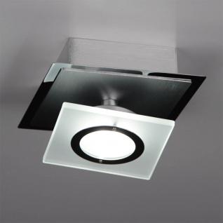Licht-Trend Slew LED Wand- & Deckenleuchte mit schwenkbaren Spot Deckenlampe