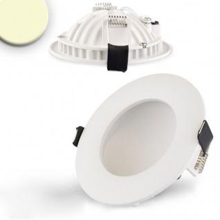 Indirektes Einbau LED-Panel 300lm dimmbar Ø 10, 5cm Warm Weiß