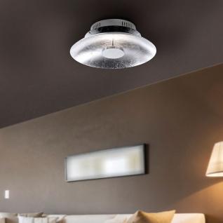 Paul Neuhaus 8131-21 Plate LED Deckenleuchte Blattsilber 15W 3000K