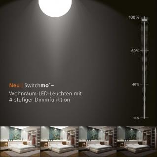 LED Switchmo dimmbares E14 Leuchtmittel 250lm 3, 5 W Warmweiß - Vorschau 3