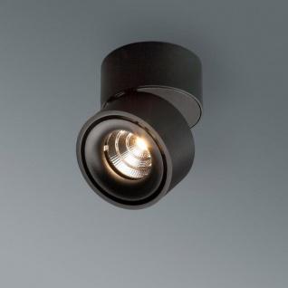 Licht-Trend LED Decken-Aufbauspot Simple Mini 550lm Schwarz