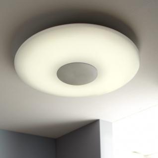 LeuchtenDirekt 14220-16 Lavinia LED-Deckenleuchte Ø 44 cm + Fernbedienung / Nachtlicht, Farbwechsel - Vorschau 3