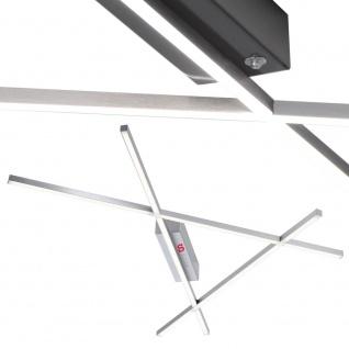 Paul Neuhaus 8051-55 Stick 2 LED Deckenleuchte 24W LED dimmbar mit Fernbedienung