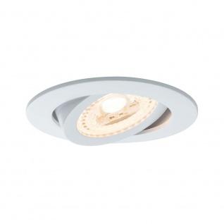 Paulmann SmartHome ZB Lens EBL Set LED 3x3, 5W TunW schw 24V 36W 80mm Ws m 50064