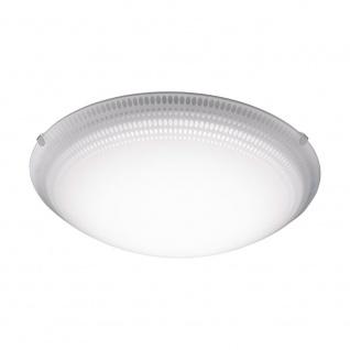 Eglo 95673 Magitta 1 LED Deckenleuchte Ø 31cm 1600lm Weiß Klar