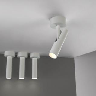 Nordlux MIB 3 LED Wandleuchte Weiß, Chrom - Vorschau 3