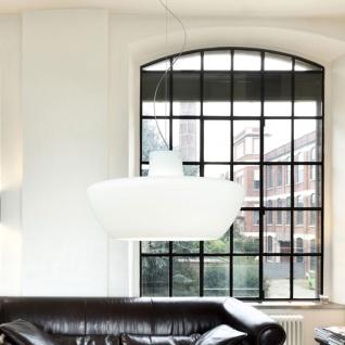 Casablanca Corpo E LED Pendelleuchte Einzelpendel Aluminium gebürstet Pendellampe