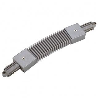 SLV FlexVerbinder für 1-Phasen HV-Stromschiene silbergrau 143112