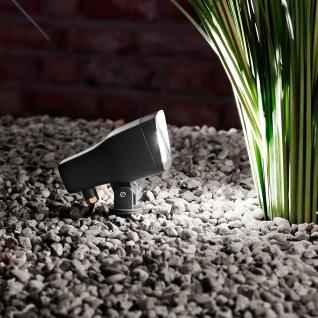Licht-Trend Punta LED-Außenstrahler 30cm 310lm Anthrazit