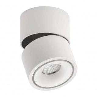 Licht-Trend LED-Strahler Simple Mini Weiß, Schwarz + weiße Abdeckung - Vorschau 2