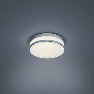 Helestra LED Deckenlampe Zelo Chrom